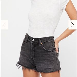 LEVIS DREAM SHORTS
